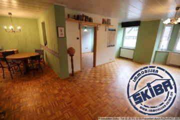 Stadt-Wohnung im Erdgeschoss mit Terrasse unweit des Zentrums von Adenau 53518 Adenau, Wohnung