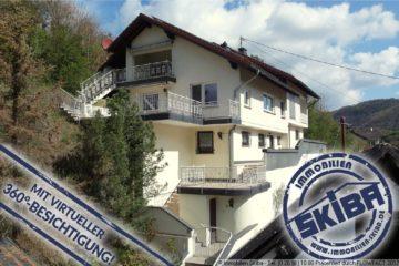 Erhöht gelegenes Wohnhaus mit wunderschönem Ausblick über die Ahrgemeinde Schuld/Eifel 53520 Schuld, Einfamilienhaus