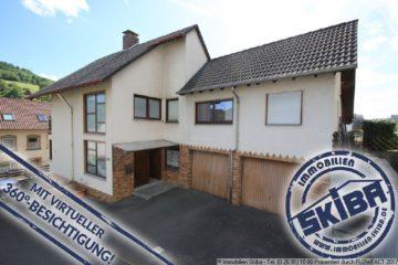 Stadthaus mit Garten und 2 Garagen in Adenau/Eifel 53518 Adenau, Einfamilienhaus