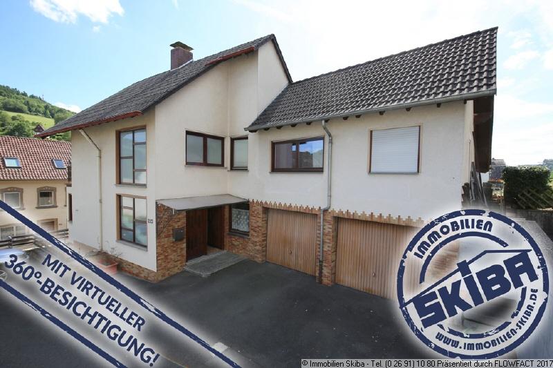 Einfamilienhaus in adenau 134 m for Immobilien haus