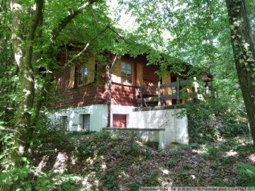 Vollblockhaus in idyllischer Waldlage der Eifel 53506 Lind, Einfamilienhaus