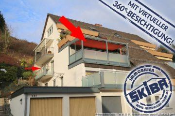 Großzügige Wohnung mit überdachter Aussichtsterrasse, Sauna und Wintergarten in der Stadt Adenau 53518 Adenau, Wohnung