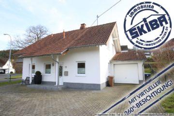 Gepflegtes Einfamilienhaus in ruhiger Lage in Jammelshofen an der Hohen Acht 53520 Kaltenborn-Jammelshofen, Einfamilienhaus