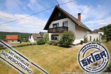 Schönes, ruhiggelegenes Einfamilienhaus im kleinen Eifeldorf Honerath nahe Adenau 53518 Honerath, Einfamilienhaus
