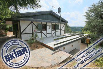 Wochenendhaus mit wunderschönem Ausblick inmitten der Natur vom Ommelbachtal 53520 Dümpelfeld-Ommelbachtal, Einfamilienhaus