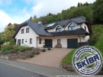 Top-Einfamilienhaus in guter Lage der Eifelstadt Adenau 53518 Adenau, Einfamilienhaus
