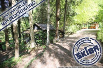 Ruhig gelegenes Wochenendhaus auf märchenhaftem Waldgrundstück im Ommelbachtal 53520 Dümpelfeld-Ommelbachtal, Einfamilienhaus