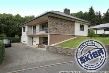 Familienfreundliches Einfamilienhaus mit Garten (Einliegerwohnung separat vermietet) 53539 Bongard, Haus