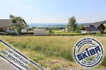 Herrlicher Panoramablick über die Eifel im Höhenort Aremberg 53533 Aremberg, Wohnen