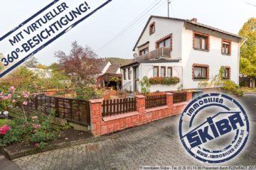 Gemütliches Einfamilienhaus mit kleinem Garten in Dümpelfeld/Ahr/Eifel 53520 Dümpelfeld, Einfamilienhaus