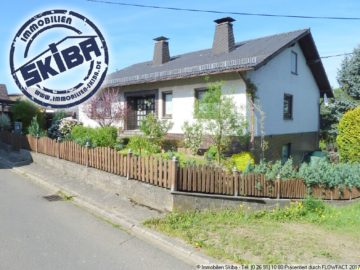 Gepflegtes Einfamilienhaus mit Ferienwohnung im ruhigen Jammelshofen in der Eifel 53520 Kaltenborn-Jammelshofen, Einfamilienhaus