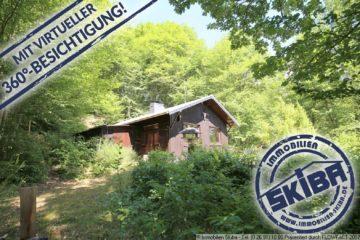 Eifel-Wochenendhaus in besonderer Waldlage auf großem Grundstück 53506 Lind-Obliers, Einfamilienhaus