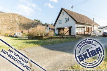 Ruhiggelegene Doppelhaushälfte am idyllischen Ortsrand von Schuld/Ahr/Eifel 53520 Schuld, Doppelhaushälfte