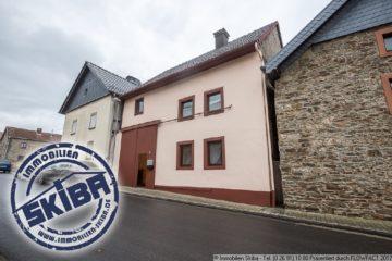 Einfamilienhaus mit Hof, Scheune und Garten im idyllischen Eifeldorf Dorsel 53533 Dorsel, Reihenhaus