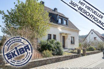 Begehrtes Wohngebiet: Einfamilienhaus mit Garten in der Eifelstadt Adenau 53518 Adenau, Einfamilienhaus