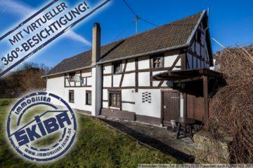 Traumdomizil in der Eifel: stilechtes, historisches Fachwerkhaus mit großem Garten 53520 Dümpelfeld, Einfamilienhaus