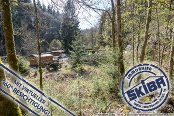 Paradiesische Alleinlage 1 km vom Ort: Eifel-Wochenendhaus bei Adenau-Breidscheid 53518 Adenau-Breidscheid, Einfamilienhaus