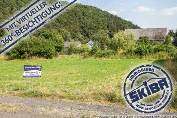 Mittig zwischen Adenau und Mayen: Großzügiges, ruhig gelegenes Baugrundstück am Ortsrand v. Oberbaar 56729 Baar-Oberbaar, Wohnen