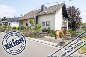 Endlich mehr Platz! – Großes Einfamilienhaus mit idyllischem Garten in beliebter Lage der Eifelstadt Adenau 53518 Adenau, Einfamilienhaus
