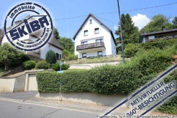 Helles, modernisiertes Einfamilienhaus mit Blick über Adenau 53518 Adenau, Einfamilienhaus