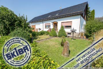 Ehemaliges Bauernhaus mit Scheune, Stall und Garten in ruhiger Lage des Eifeldorfes Berndorf 54578 Berndorf, Einfamilienhaus