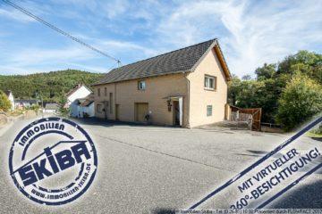 Zwei Häuser in Einem! Gepflegtes Doppelhaus mit Garage und Scheune im Eifeldorf Antweiler 53533 Antweiler, Zweifamilienhaus