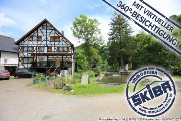Historische alte Mühle in Schuld mit Blick auf die Ahr 53520 Schuld, Einfamilienhaus
