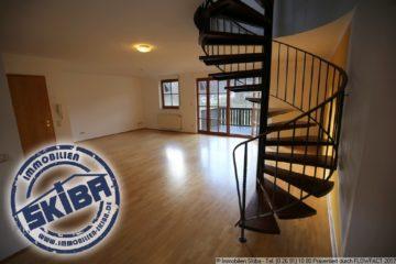 Schicke 4 Zimmer Maisonettewohnung und Sonnenbalkon mit Ahrblick in Antweiler 53533 Antweiler, Wohnung
