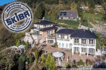 Mediterraner Traum in der Eifel: Villa + Gästehaus mit Panoramablick über Adenau 53518 Adenau, Villa