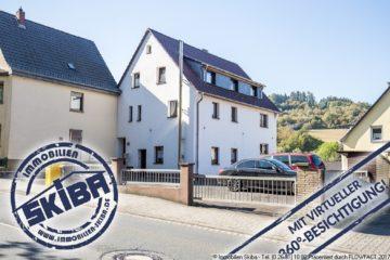 Großes Einfamilienhaus mit Einliegerwohnung, Hof, Garage und Garten in der Eifelstadt Adenau 53518 Adenau, Einfamilienhaus