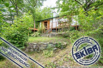 Idyllisches gemütliches Eifel-Wochenendhaus in Waldrandlage im Liersbachtal 53506 Obliers, Einfamilienhaus