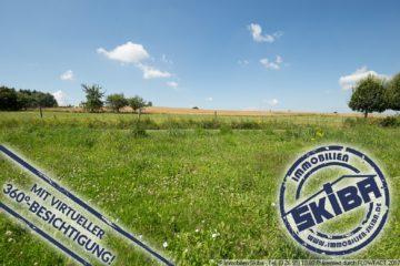 Freier Blick auf Wiesen und Felder: Baugrundstück im Eifeldorf Ditscheid bei Mayen 56729 Ditscheid, Wohnen