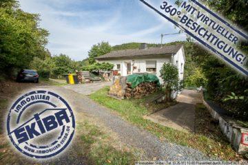 Großes Grundstück am äußersten Ortsrand: Letztes Haus der Straße im Eifeldorf Antweiler/Ahr 53533 Antweiler, Einfamilienhaus