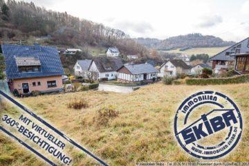 Idyllische Stadtrandlage im ruhigen Wohngebiet – Vollerschlossenes Baugrundstück in der Eifelstadt 53518 Adenau, Wohnen