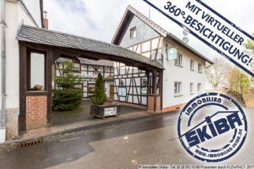 Viele Nutzungsmöglichkeiten – derzeit Gaststätte + Pension im Erholungsort Ramersbach 53474 Bad Neuenahr-Ahrweiler OT Ramersbach, Einfamilienhaus