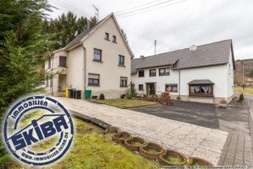 1-Familienhaus und 3-Familienhaus – vollvermietet in Antweiler/Ahr/Eifel 53533 Antweiler, Mehrfamilienhaus